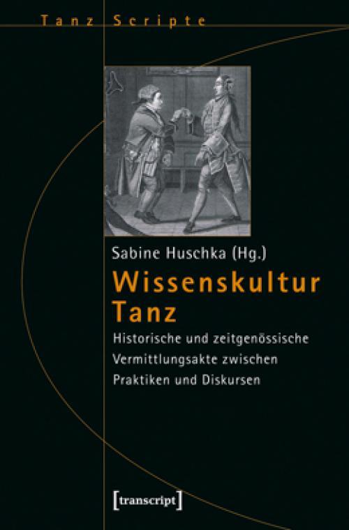 Wissenskultur Tanz cover