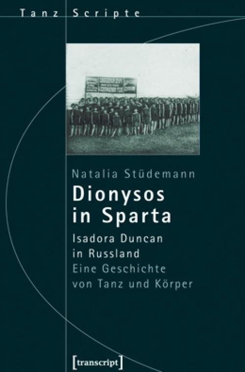 Dionysos in Sparta cover