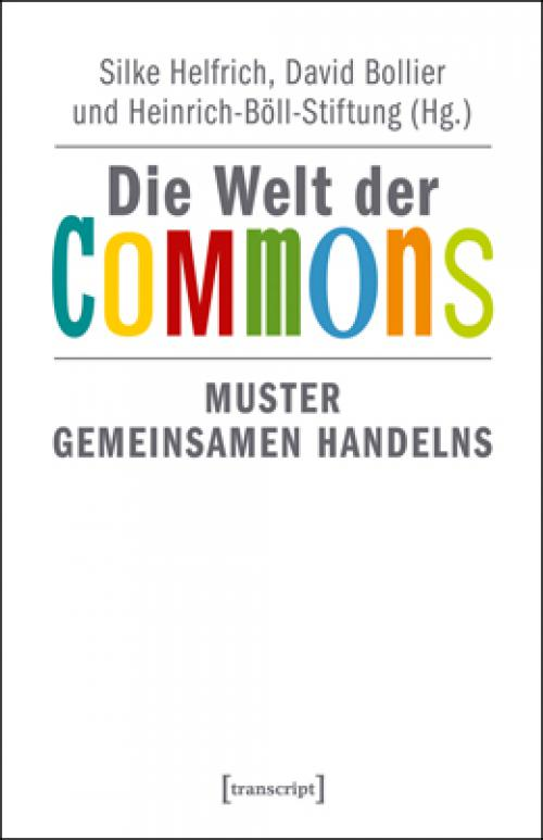 Die Welt der Commons cover