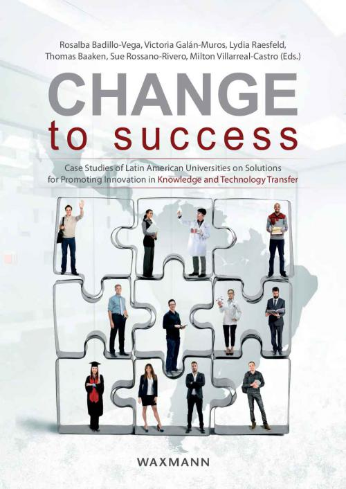 Change to Success cover