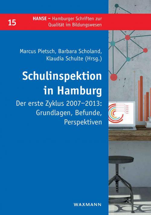 Schulinspektion in Hamburg cover