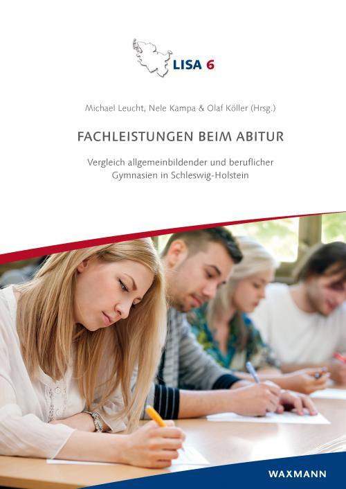 Fachleistungen beim Abitur cover