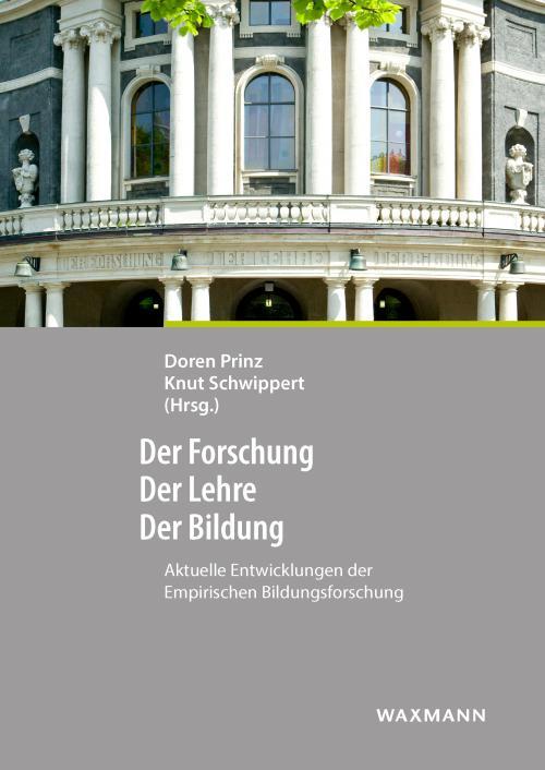 Der Forschung – Der Lehre – Der Bildung cover