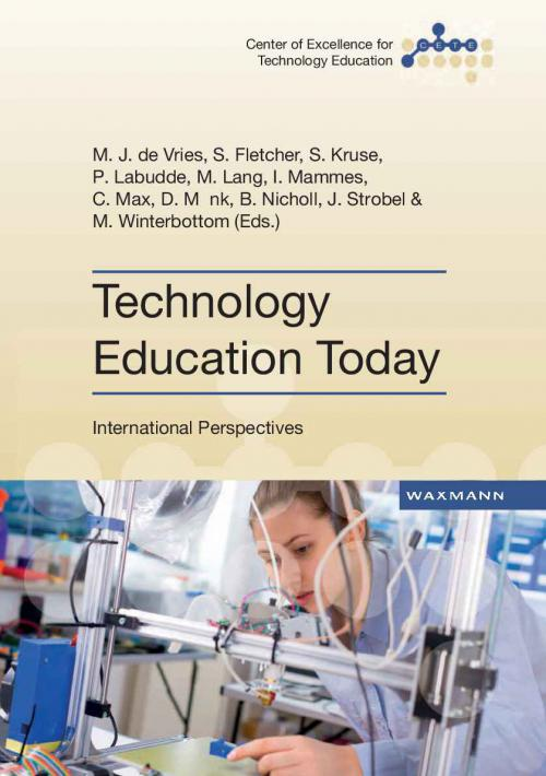 Technology Education Today cover