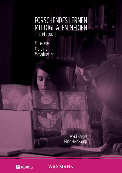 Forschendes Lernen mit digitalen Medien. Ein Lehrbuch cover