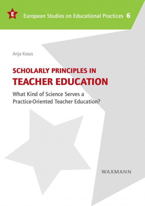 Scholarly Principles in Teacher Education cover