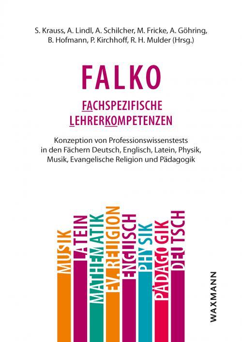 Fachspezifische Lehrerkompetenzen (Falko) cover