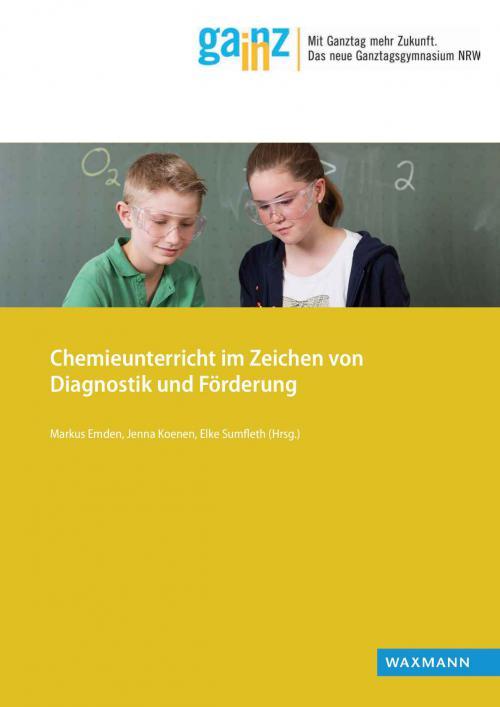Chemieunterricht im Zeichen von Diagnostik und Förderung cover