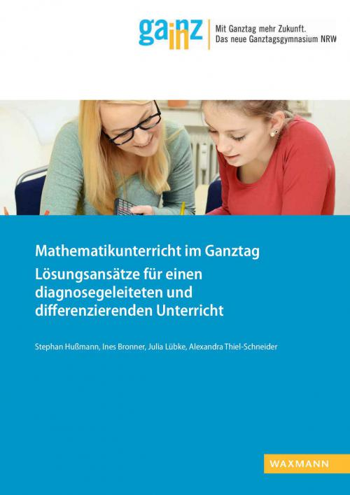 Mathematikunterricht im Ganztag cover
