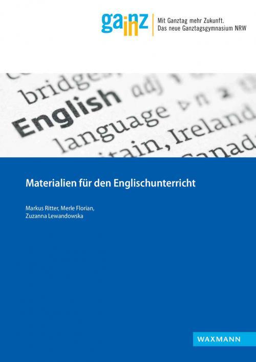 Materialien für den Englischunterricht cover