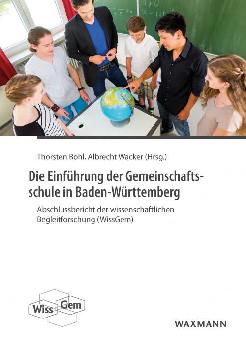 Die Einführung der Gemeinschaftsschule in Baden-Württemberg cover