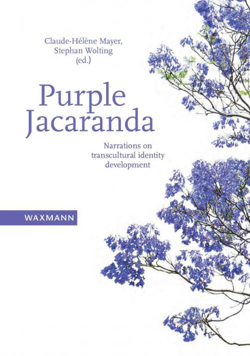 Purple Jacaranda cover