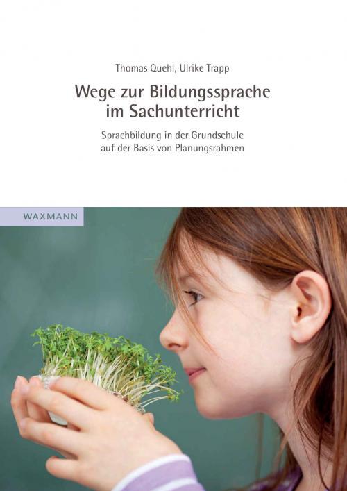 Wege zur Bildungssprache im Sachunterricht cover