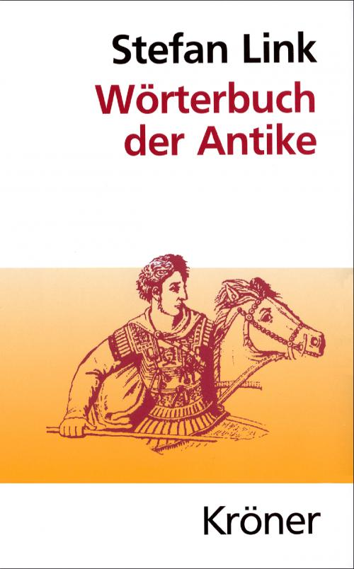 Wörterbuch der Antike cover