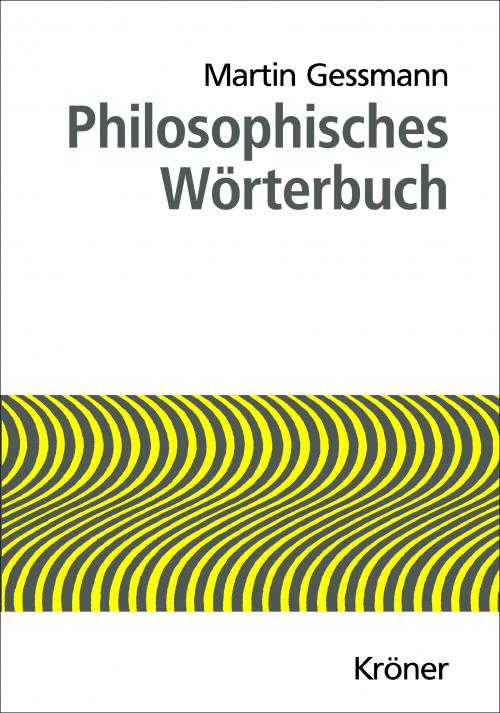 Philosophisches Wörterbuch cover