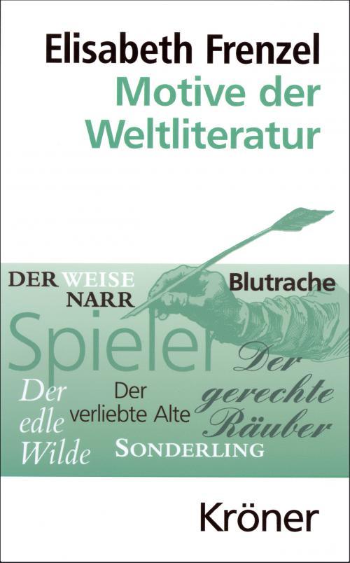 Motive der Weltliteratur cover