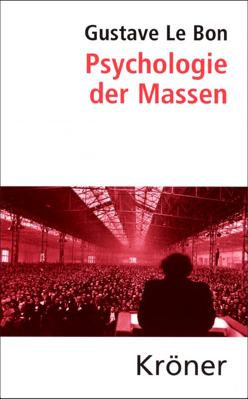 Psychologie der Massen cover