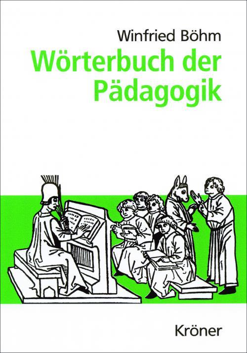 Wörterbuch der Pädagogik cover
