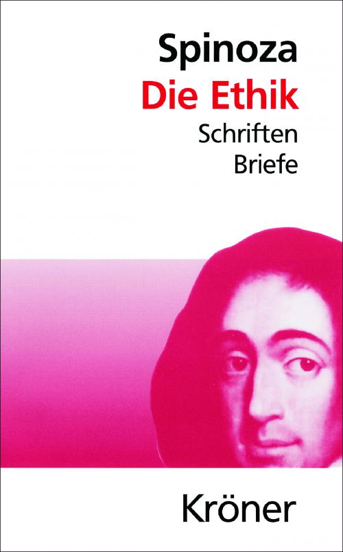 Spinoza, Die Ethik cover