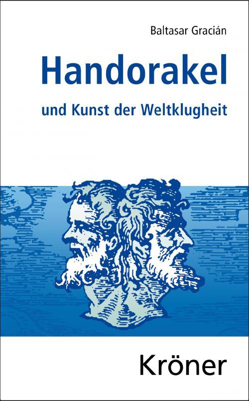 Handorakel und Kunst der Weltklugheit cover