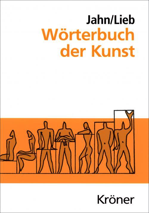 Wörterbuch der Kunst cover