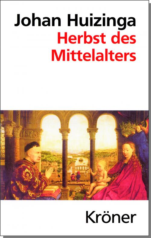 Herbst des Mittelalters cover