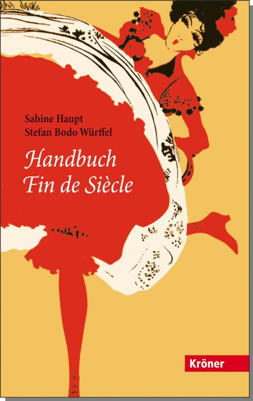 Handbuch Fin de Siècle cover