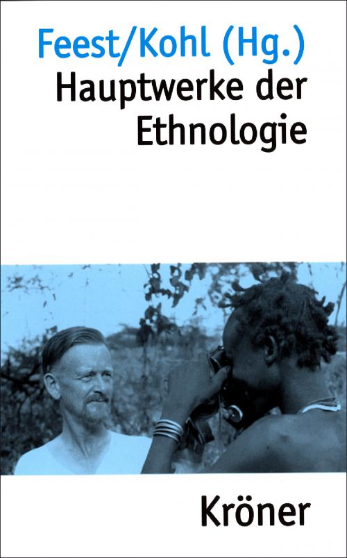 Hauptwerke der Ethnologie cover