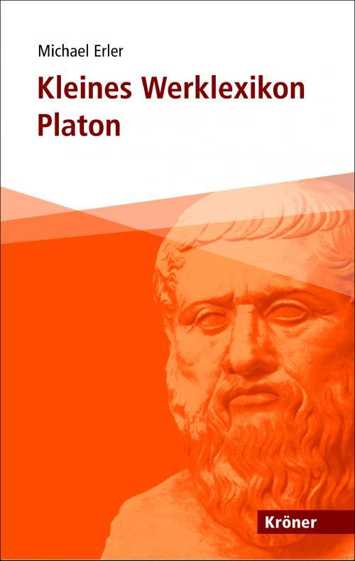 Kleines Werklexikon Platon cover