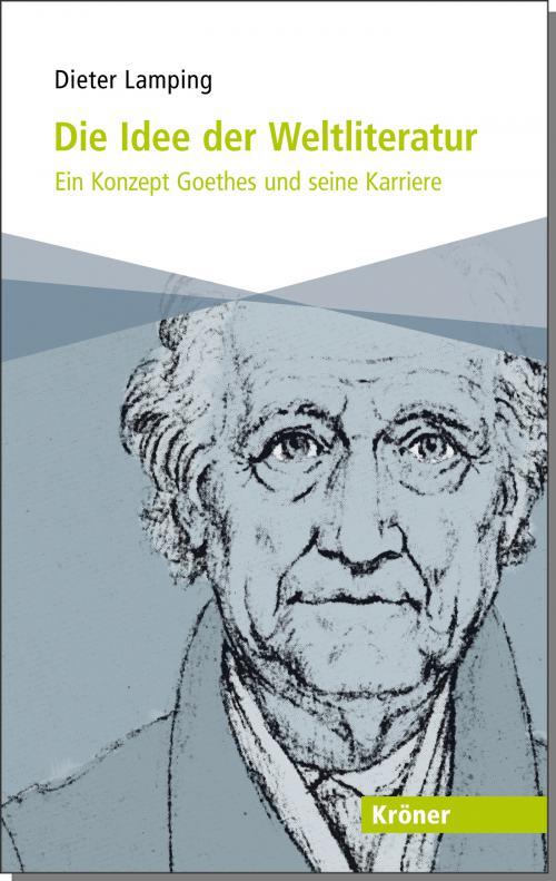 Die Idee der Weltliteratur cover