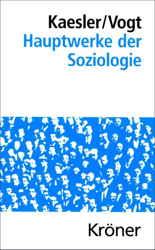 Hauptwerke der Soziologie cover