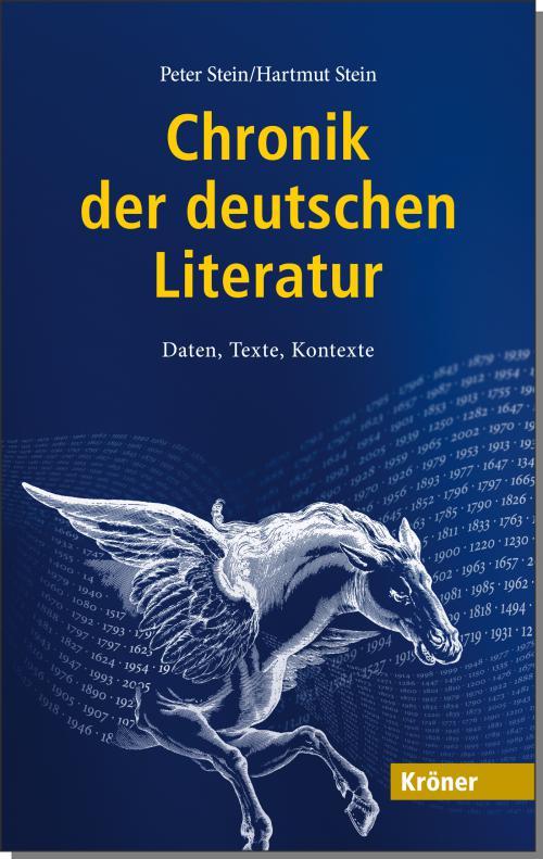 Chronik der deutschen Literatur cover
