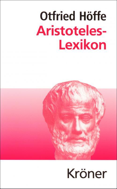 Aristoteles-Lexikon cover