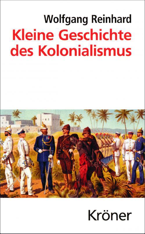 Kleine Geschichte des Kolonialismus cover