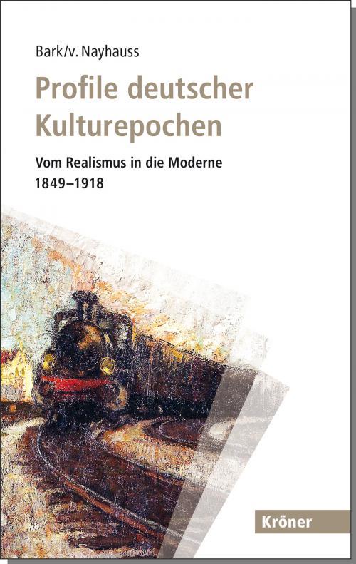 Profile deutscher Kulturepochen cover