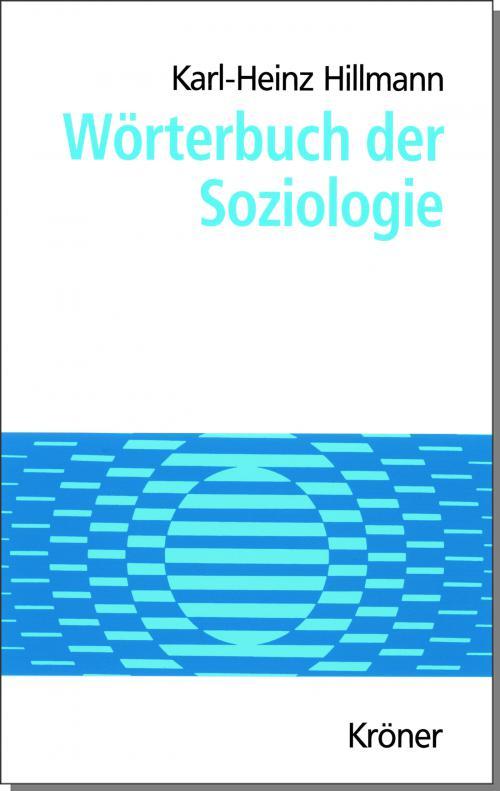 Wörterbuch der Soziologie cover