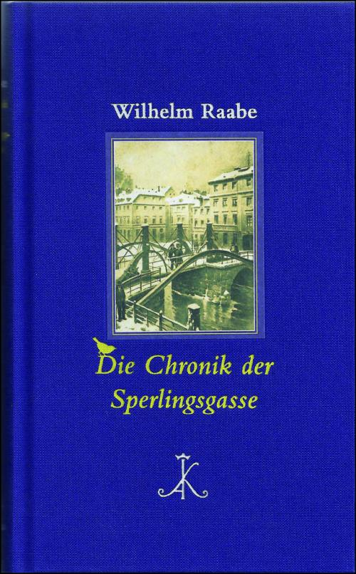 Die Chronik der Sperlingsgasse cover
