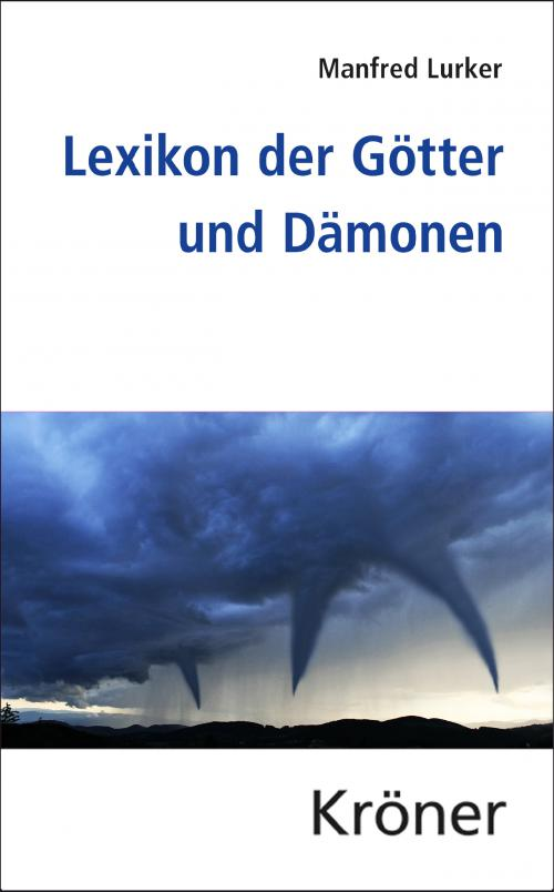 Lexikon der Götter und Dämonen cover