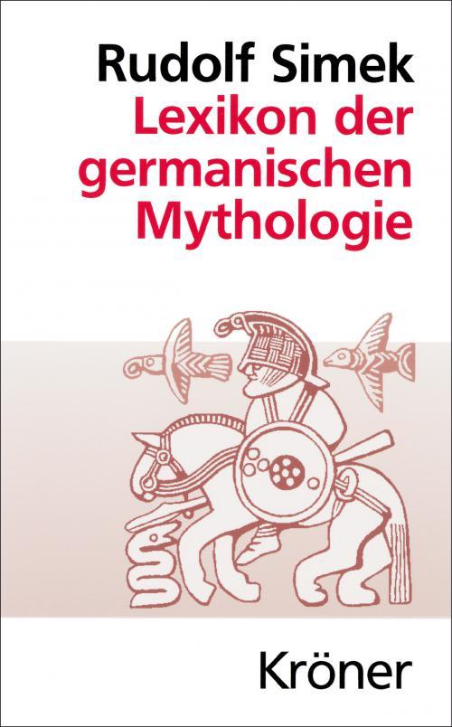 Lexikon der germanischen Mythologie cover
