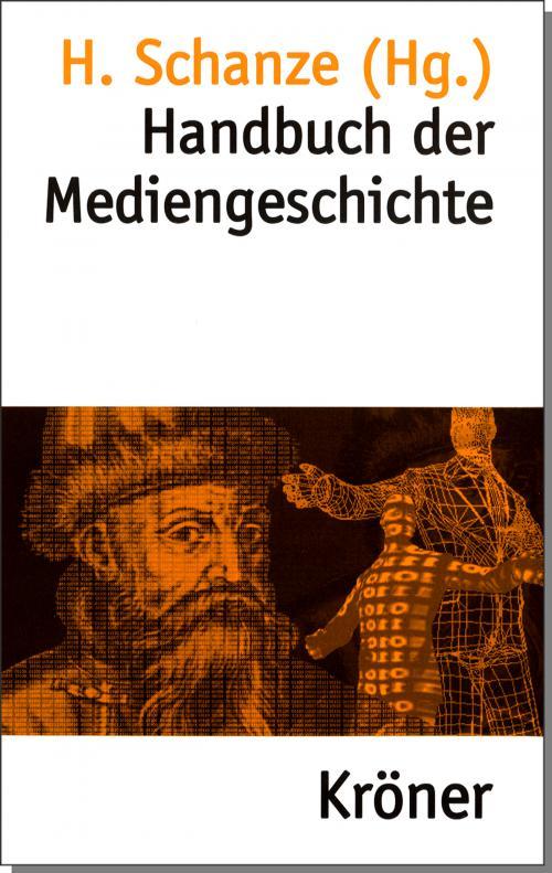 Handbuch der Mediengeschichte cover