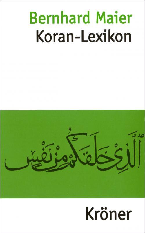 Koran-Lexikon cover