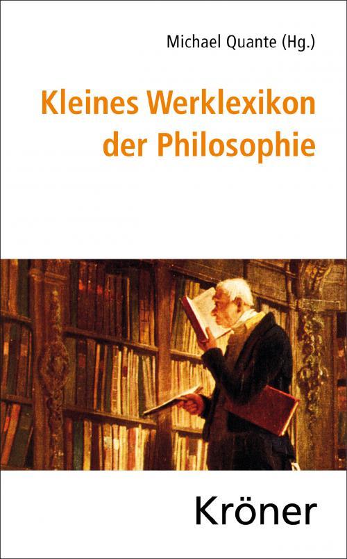 Kleines Werklexikon der Philosophie cover