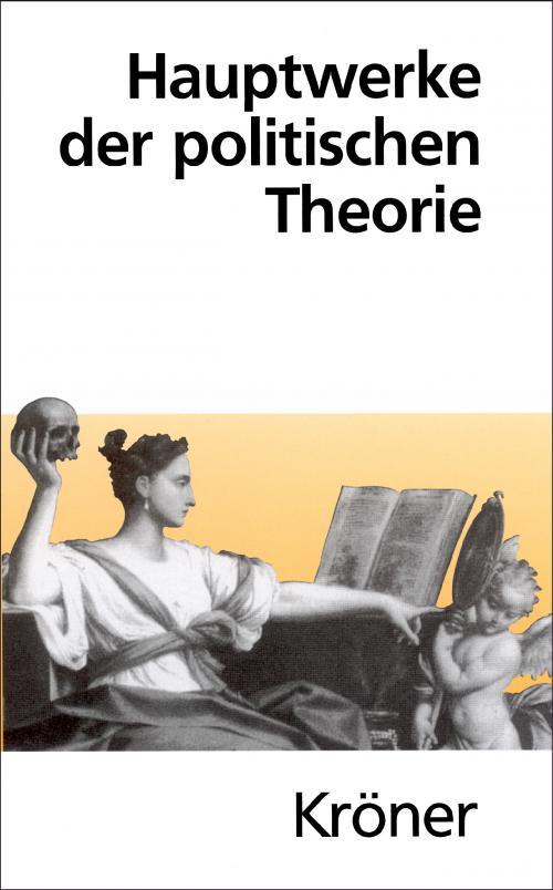 Hauptwerke der politischen Theorie cover
