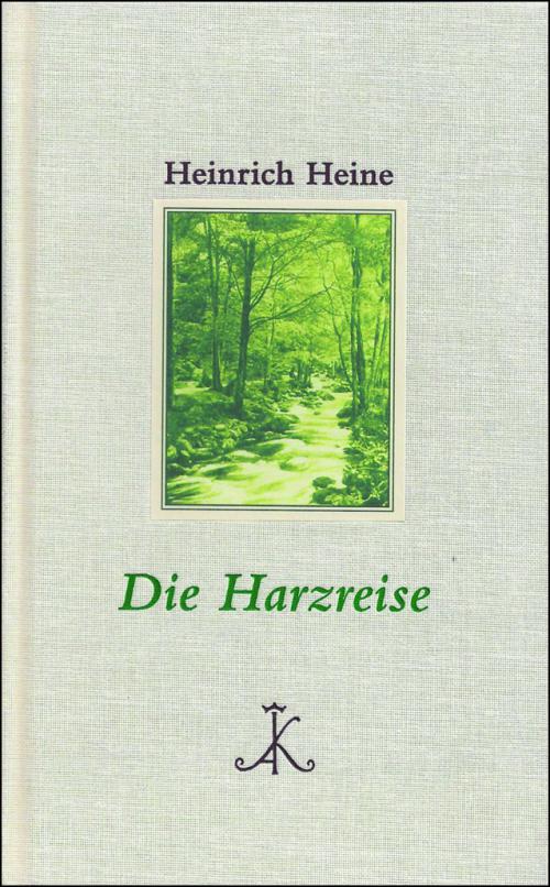 Die Harzreise cover