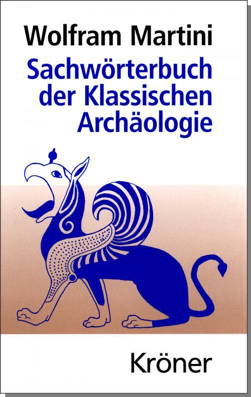 Sachwörterbuch der Klassischen Archäologie cover