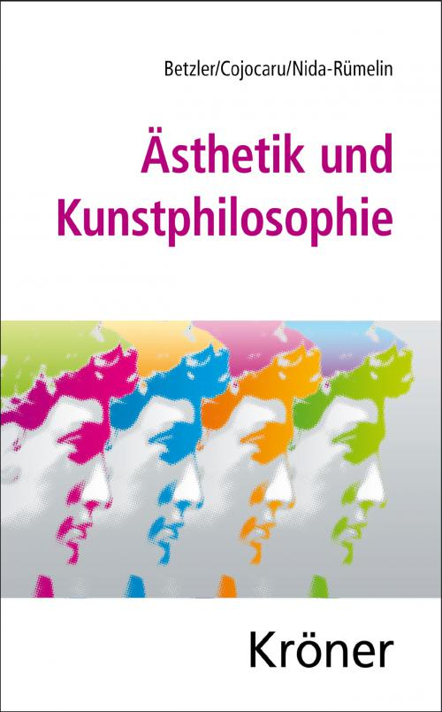 Ästhetik und Kunstphilosophie cover
