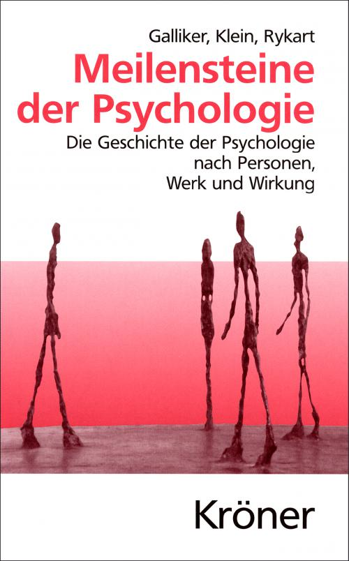 Meilensteine der Psychologie cover