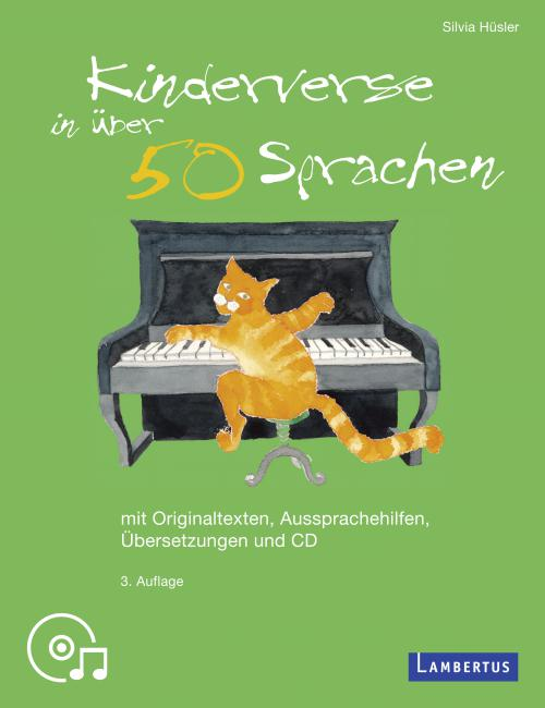 Kinderverse in über 50 Sprachen cover