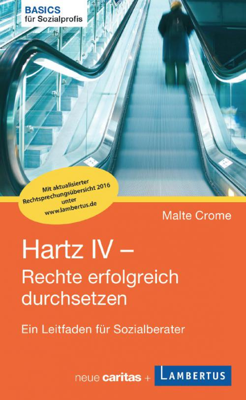 Hartz IV - Rechte erfolgreich durchsetzen cover
