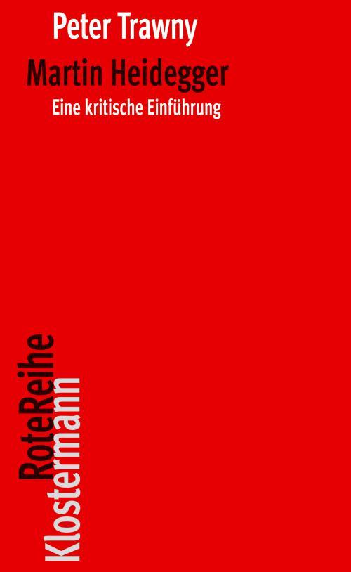 Martin Heidegger cover
